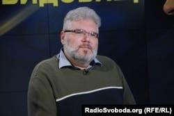 Історик Андрій Плахонін