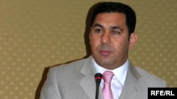 Former Economic Development Minister Farhad Aliyev