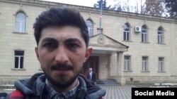 Azerbaýjanly žurnalist Nijat Amiraslanow