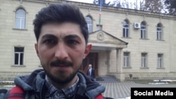 Ադրբեջանցի լրագրող Նիջաթ Ամիրասլանով, արխիվ