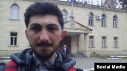 Nicat Amiraslanov's colleagues and friends say his arrest is retaliation by the local authorities for his work.
