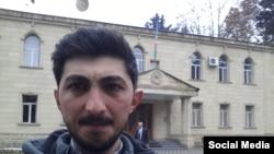 Азербайджанский журналист Ниджат Амирасланов.