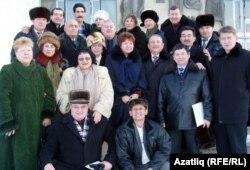 Төмән өлкәсе татар хәрәкәте активистлары арасында