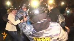 У Росії заворушення, пов'язані зі вбивством місцевого жителя