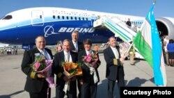 Ўзбекистон Ҳаво йўллари ширкати иккита Boeing-787 Dreamliner самолётини сотиб олиш бўйича шартнома имзолаган.