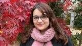 Japan -- Zarina Faizieva, student, learning Tatar in Tokio, undated