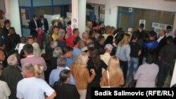 Srebrenicë, 7 tetor, 2012