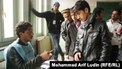 Президентские выборы в Афганистане, Кабул, 5 апреля 2014