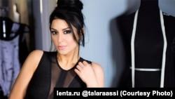 Иранский дизайнер Taлa Рaaсси