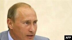 ولادمیر پوتین، نخست وزیر روسیه پیش زا این دو دوره رییس جمهوری این کشور بود. (عکس از AFP)