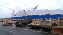 САД распоредуваат сили во Европа