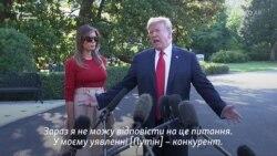 Зустріч з Путіним може бути легшою, ніж з НАТО – Трамп (відео)