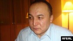 Ұлыбританиядан оралған қазақ Ахан Отыншы.