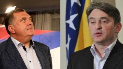 Milorad Dodik i Željko Komšić već su poslali poruke kakav će odnos imati prema regionalnoj, ali i vanjskoj politici