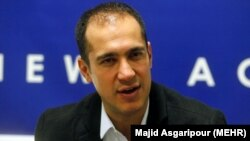 Kaveh Madani, deputy of Iran's environmental agency.