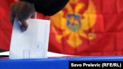 Sa jednog od glasanja u Crnoj Gori