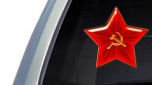 Россиянина не пустили в Литву из-за советской символики