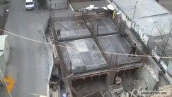 Շինարարության պատճառով ճաքել են Սայաթ Նովա 10 շենքի բնակարանների պատերը