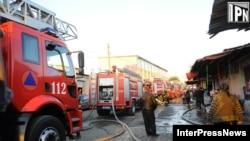 По словам жителей Тбилиси, в Грузии никто не обращает внимания на правила пожарной безопасности