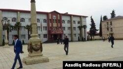 Astara rayon İcra hakimiyyətinin binası