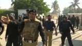 GRAB - Karachi Lockdown After Attack On Chinese Consulate