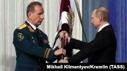 Путиннің бұрынғы күзетшілері Рублевкадан қалай жер алған?