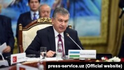 President Shavkat Mirziyoev has vowed reforms in Uzbekistan, but journalist groups continue to express concerns about press freedom.