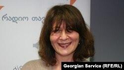 ლიკა ბასილაია-შავგულიძე, eugeorgia.info-ს მთავარი რედაქტორი