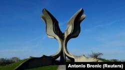 Spomenik žrtvama stradalim u koncentracionom logoru Jasenovac