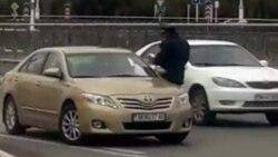 Lebapdan Aşgabada ogryn gatnaýan taksi sürüjileri ele salyndy