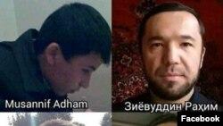 Ұсталған өзбек блогерлері.