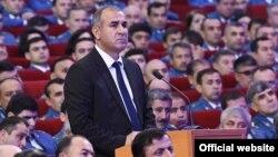 Tajik Prosecutor-General Yusuf Rahmon