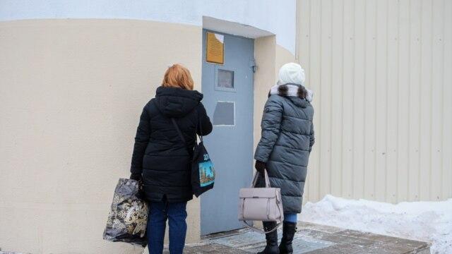 Жанчыны — пра адседку на Акрэсьціна без перадачаў - люты 15, 2021