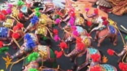 Հնդկական տոնավաճառ Հայաստանում