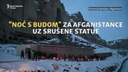 'Noć s Budom' za Afganistance uz srušene statue