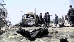 د کابل ښار په نهمې امنیتي حوزې کې انتحاري حملې ۲ملکیان وژلي