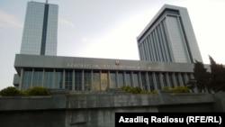 Milli Məclisin binası, 24 aprel 2016