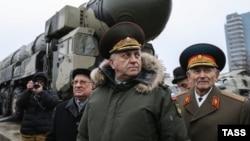 Рускиот командант Сергеј Каракајев