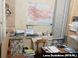 В кабинете у Битюцкого