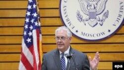رکس تیلرسن وزیر خارجه امریکا