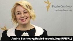 Депутат Верховної Ради Ганна Герман