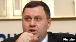 Заместитель председателя Центрального банка Армении Нерсес Ерицян (архив)