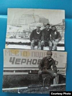35 жыл бұрын Чернобыль атом электр станциясында болған апат салдарын жоюға Қазақстаннан жіберілген Мейрамбек Бәйкенов 23 жаста еді. Үстіңгі суретте Мейрамбек сол жақта отыр.