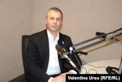 Vladislav Gribincea, CRJ