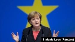 Анґели Меркель