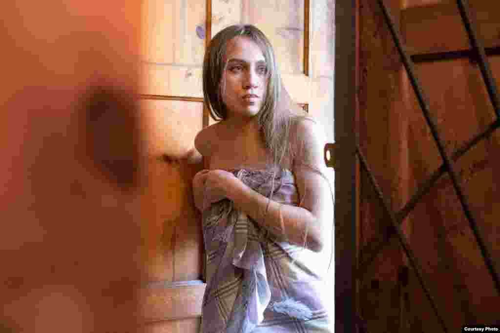 Актриса Анна Шуваева