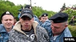 Предыдущие акции сексменьшинств в Москве жестко пресекались милицией