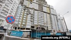 Будаўніцтва жылога комплексу прэміюм-клясу «Ля Траецкага».