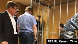 Иван Подкопаев в суде