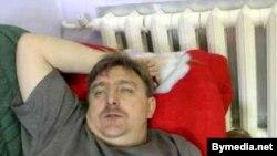 Jailed Belarusian activist Mikalay Autokhovich